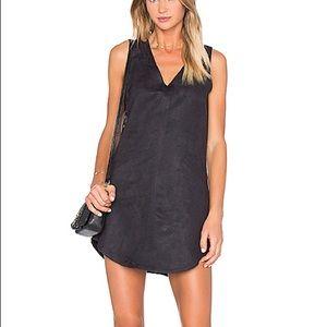 Revolve Black Mini Dress